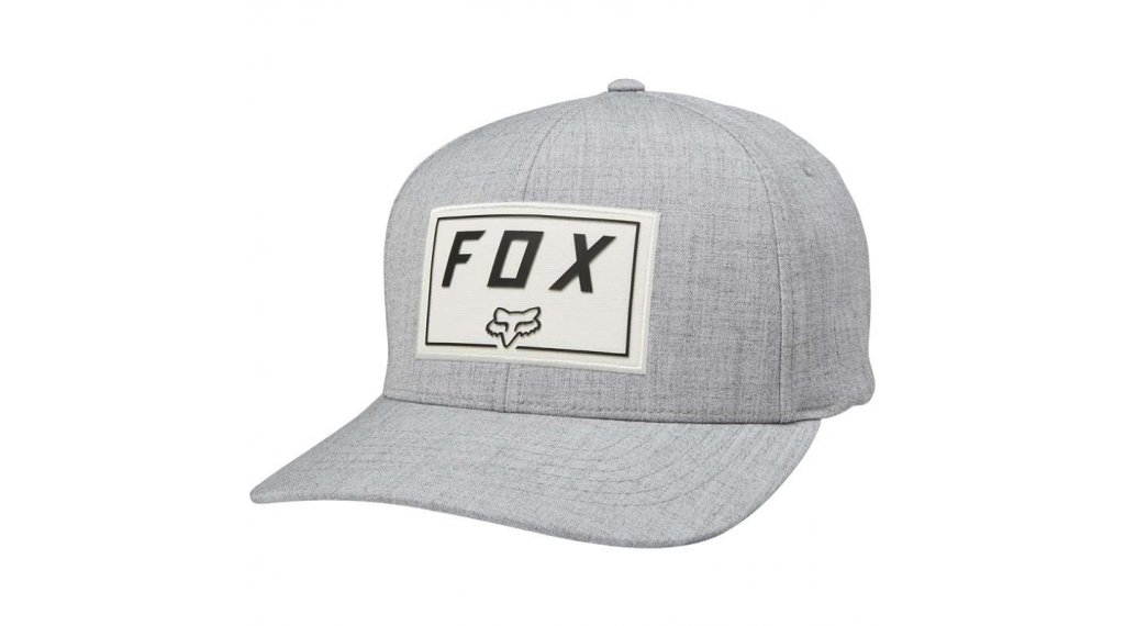 FOX Trace Flexfit cap men size L/XL steel grey