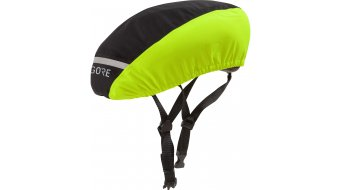 Gore C3 Gore-Tex helmet cover black/neon yellow