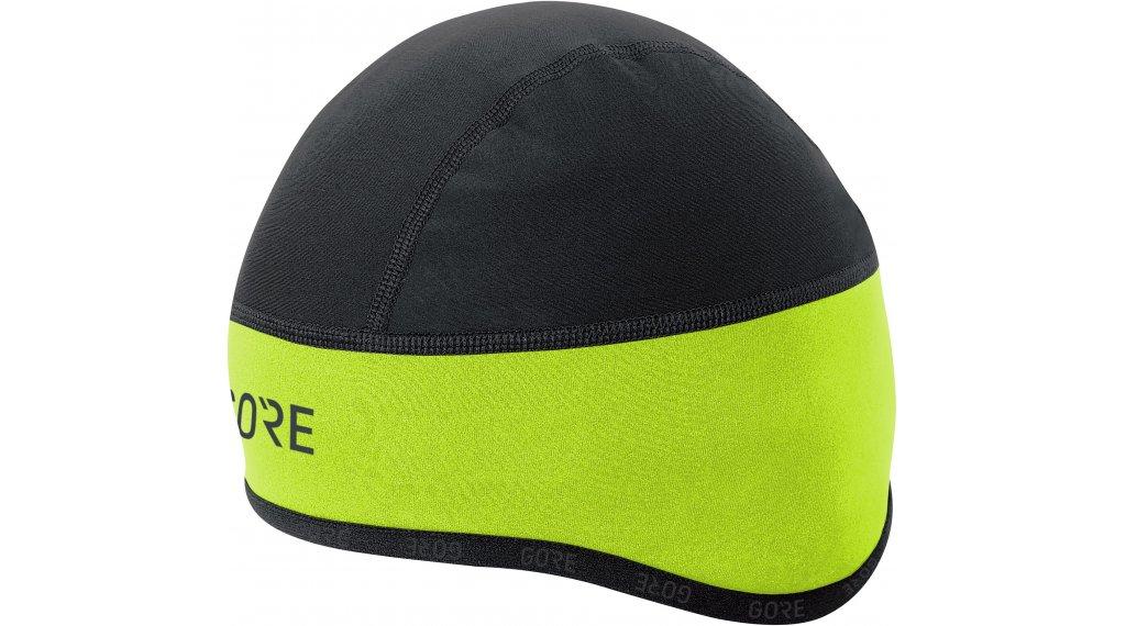 Gore C3 WINDSTOPPER Helmet Cappellino mis. 54-58cm neon yellow/black