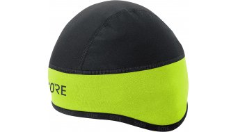 Gore C3 Windstopper Helmet cap neon yellow/black