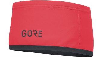 Gore M Windstopper headband unisize hibiscus pink