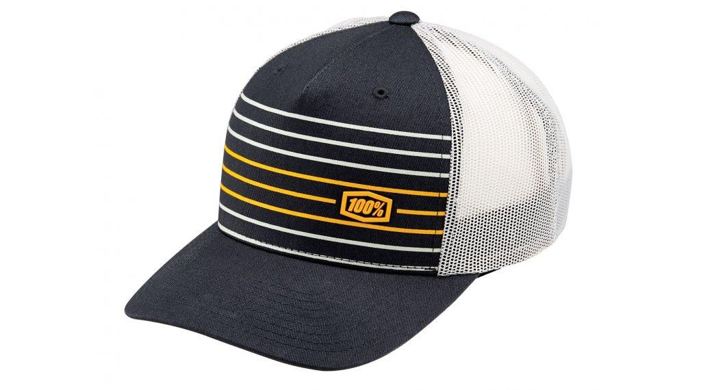 100% Insurgent Snapback cap unisize charcoal