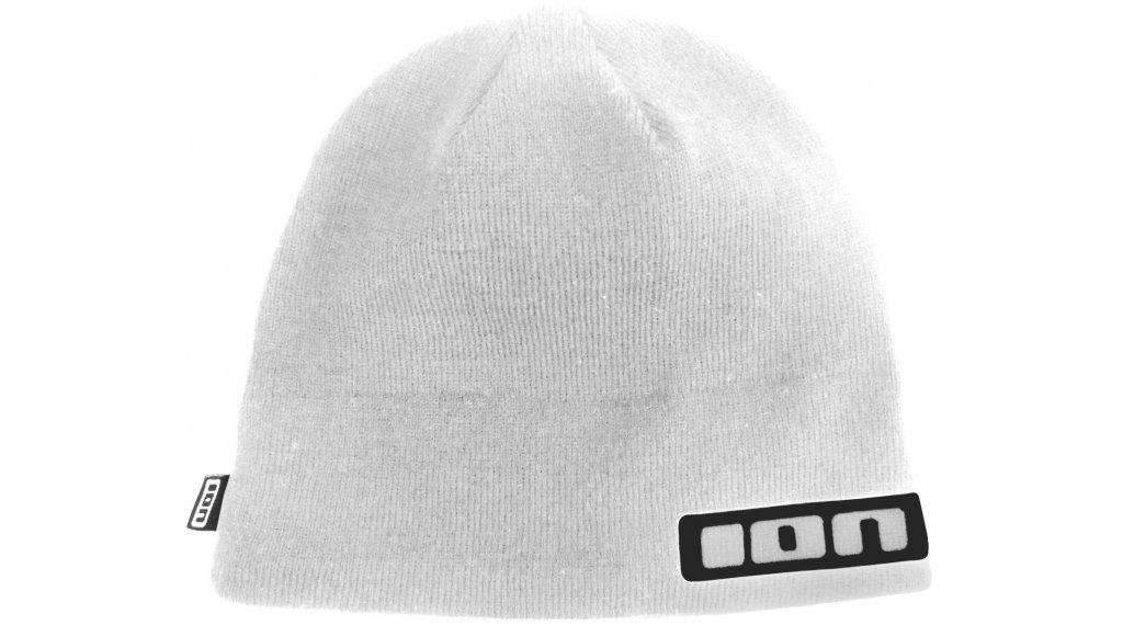 ION Logo Beanie white