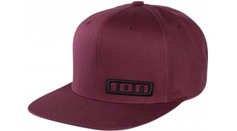 ION Logo Snapback Kappe combat red