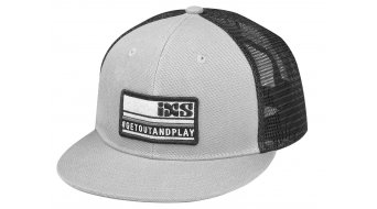 iXS Playground cap men size_ unisize _grey/black