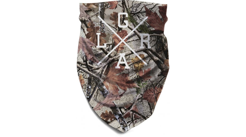 Loose Riders Foliage Camo Multifunktionstuch Gr. unisize brown/grey