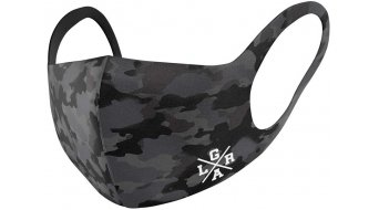 Loose Riders Camo Charcoal Facemask face protection size  unisize  dark grey/black