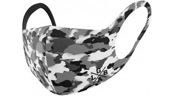 Loose Riders Camo Light Facemask face protection size  unisize  grey/white
