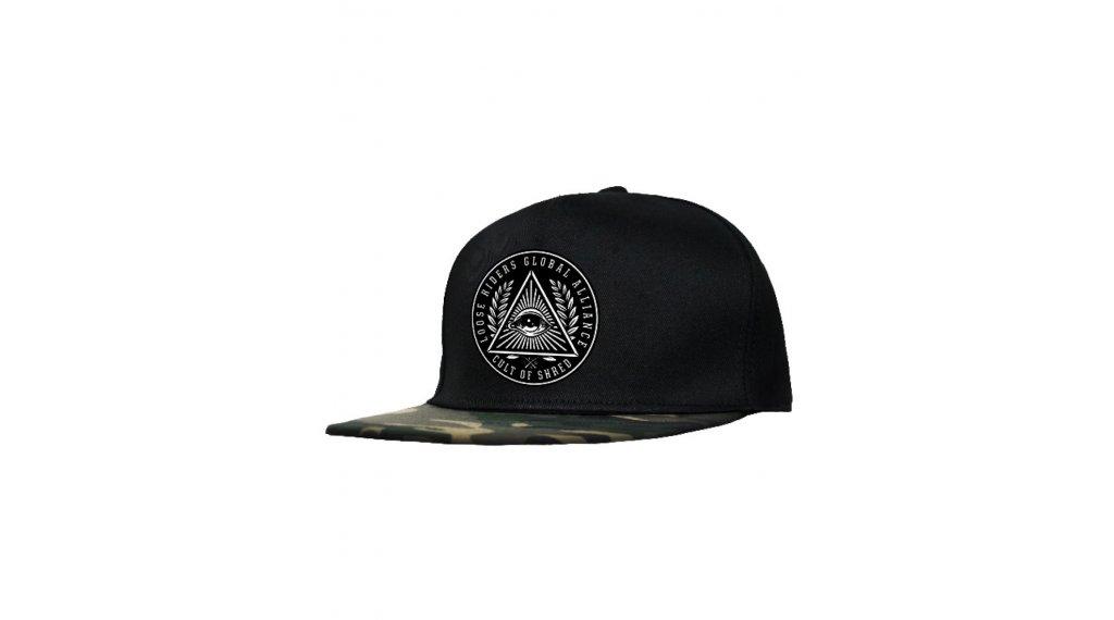 Loose Riders Cult Camo Snapback cap unisize b27eba41016
