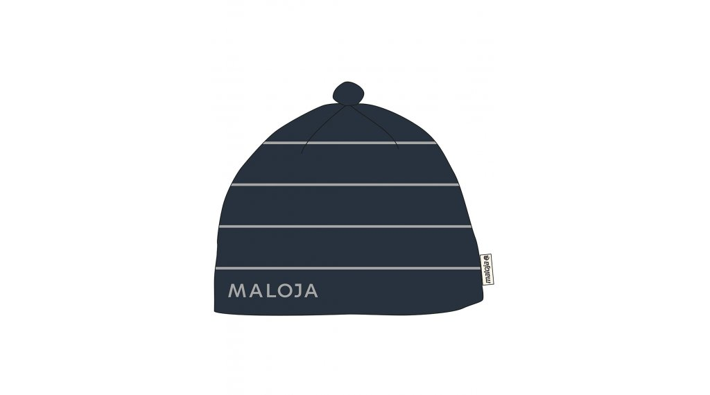 Maloja BalmM. Beanie Mütze Gr. unisize mountain lake - SAMPLE