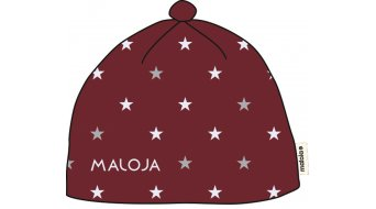 Maloja PromulinsM. cap size  unisize red monk- SAMPLE