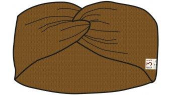 Maloja PeidrellasM. headband unisize walnut- Sample