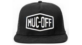 Muc-Off Works Mesh Trucker casquette taille unique noir