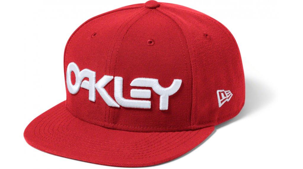 Oakley Mark II Novelty Snap Back cap size onesize red line