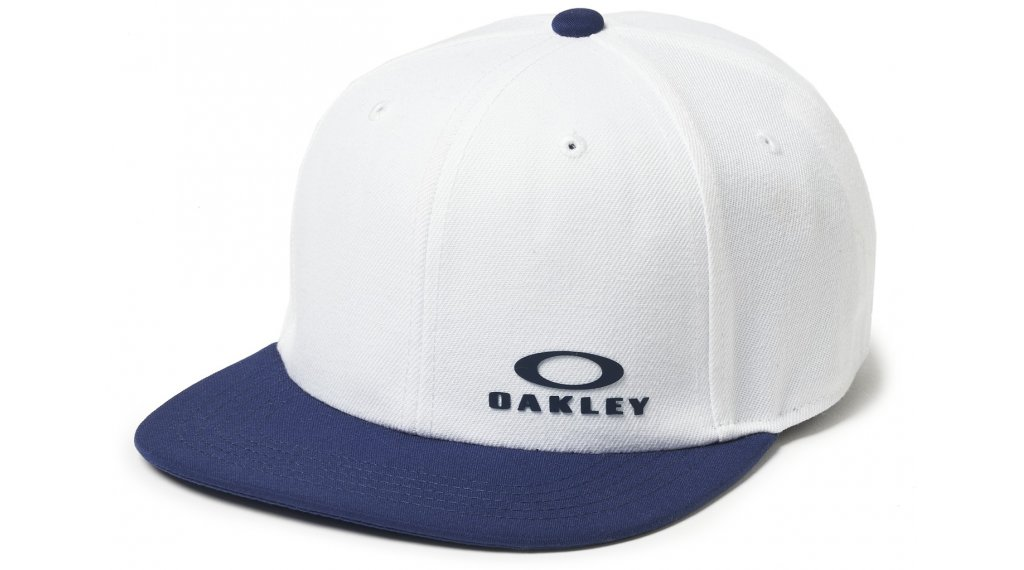 Oakley BG Snap Back Cap Kappe Gr. unisize white