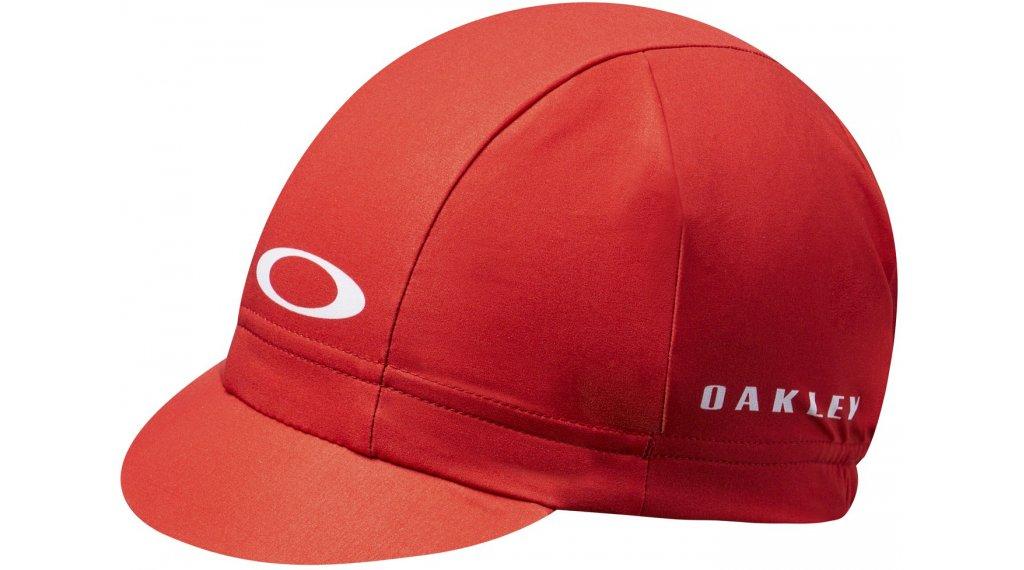 Oakley Cycling Cap Rennmütze 男士 型号 S/M red line