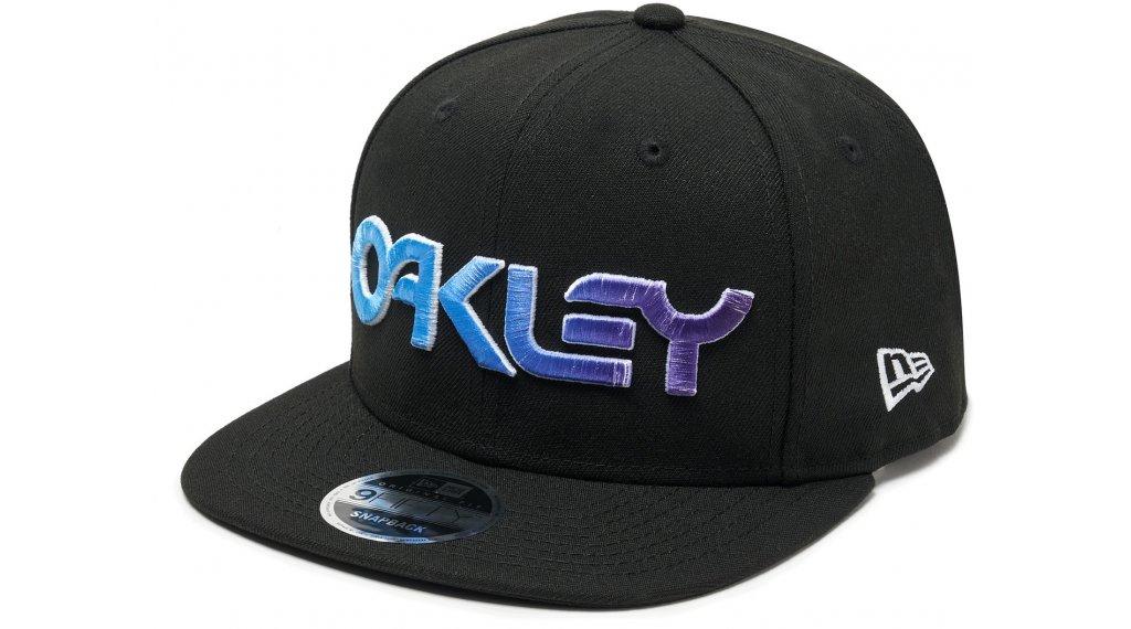 Oakley 6 Panel Gradient Hat Kappe Gr. M/L blackout