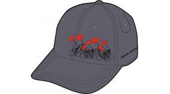 Pearl Izumi Baseball Hat Damen Gr. unisize dark grey poppy rider