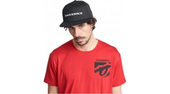 Race Face Classic Logo fitted Kappe Gr. S/M black