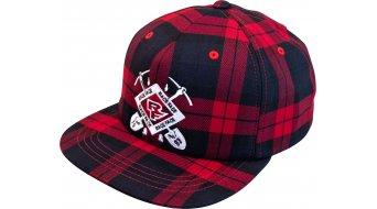 RaceFace Crest cap size_ unisize _plaid