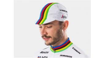 Santini Trek-Segafredo Team World Champion Kappe unisize white