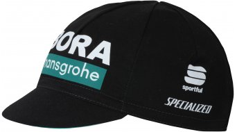 Sportful Bora-Hansgrohe Team Cycling Retro cap unisize black