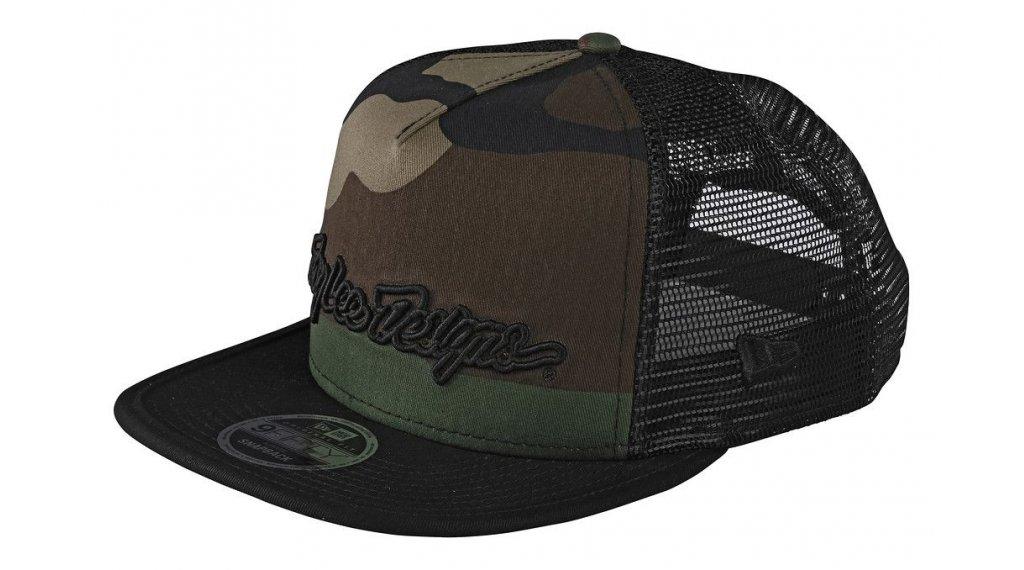 Troy Lee Designs Signature Snapback Kappe Herren Gr. unisize army camo