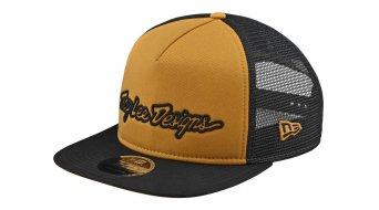 Troy Lee Designs Signature Snapback Kappe Herren Gr. unisize gold