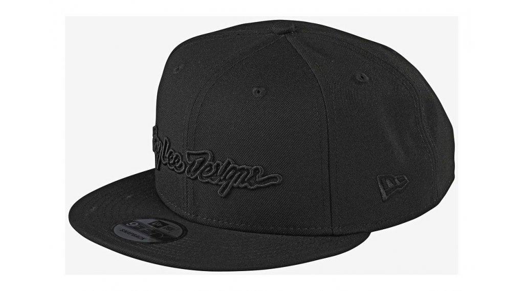 Troy Lee Designs Signature Snapback Kappe Herren Gr. unisize black