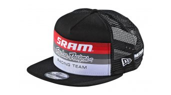 Troy Lee Designs Sram Racing Block Snapback Kappe unisize