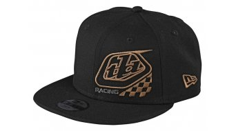 Troy Lee Designs Precision 2.0 Checkers Snapback 帽 儿童 型号 均码 black