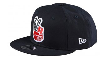 Troy Lee Designs Peace Sign Snapback 帽 儿童 型号 均码 navy