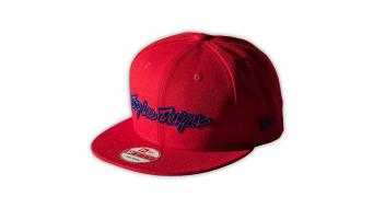 Troy Lee Designs Classic Signature cappellino mis. unisize red mod. 2016