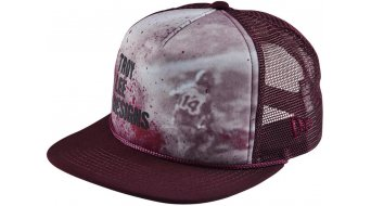 Troy Lee Designs Impression cappellino mis. unisize maroon
