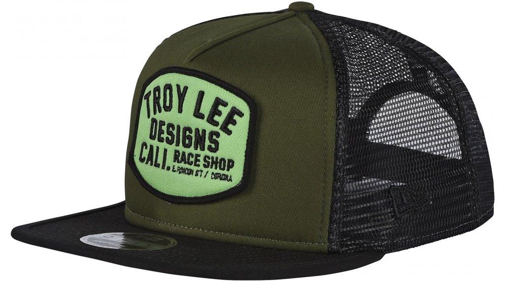 Troy Lee Designs Blockworks Snapback Kappe onesize günstig kaufen