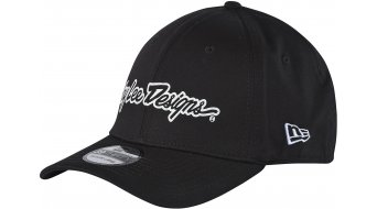 Troy Lee Designs B countour 2.0 fitted Snapback cap size M/L (MD/LG) black/white