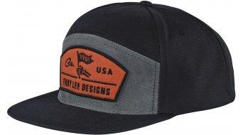 Troy Lee Designs Finish Line Snapback cap size onesize black/blue