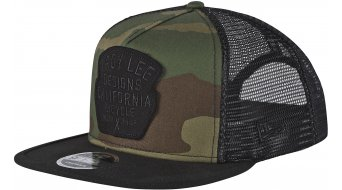 Troy Lee Designs Granger Camo Snapback Kappe Gr. onesize army