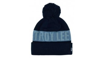 Troy Lee Designs Common Pom Beanie Gr. unisize navy