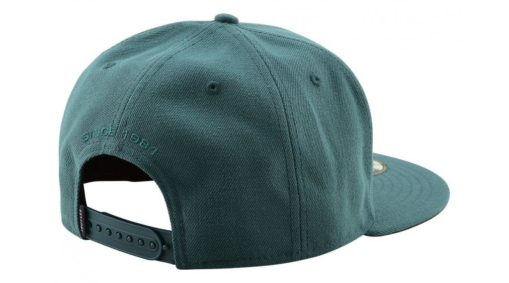 a4f6161041927 Troy Lee Designs Classic Signature Snapback cap unisize pine needle