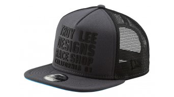 Troy Lee Designs RC Cali Snapback cap kids unisize graphite/blue