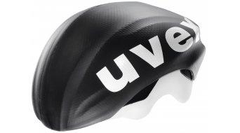 Uvex Aero Rain environ casque-au dessus dezug taille unique black/white