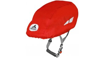 VAUDE helmet rain cover Raincover red