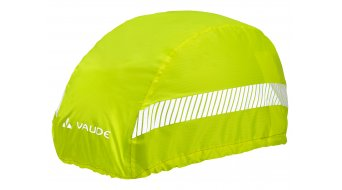 VAUDE Luminum helmet rain cover neon yellow