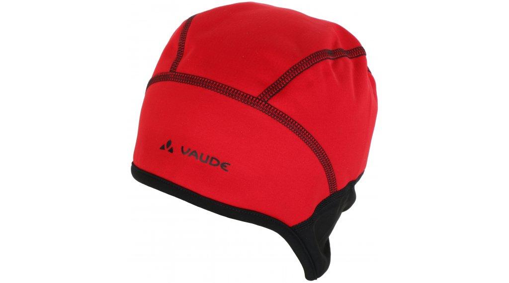 VAUDE Bike Windproof III Cap Race 型号 S indian red