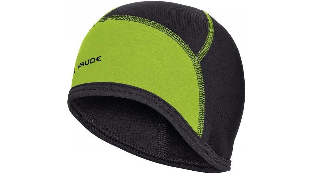 VAUDE Bike Cap Helm Unterziehmütze Gr. S black/chutegreen