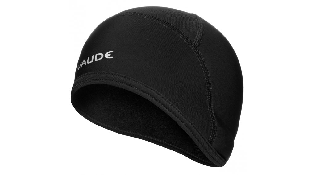 VAUDE Bike Warm Cap 盔内帽 型号 XS black