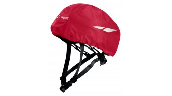 VAUDE logo helmet-rain cover kids indian red