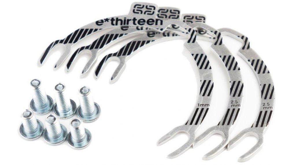 e*thirteen LG1/TRS gen2 ISCG Spacer-Set 含有螺丝