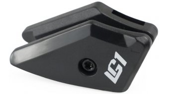 e*thirteen Slider/Wearplate sol LG1/LG1+/LG1 Race black